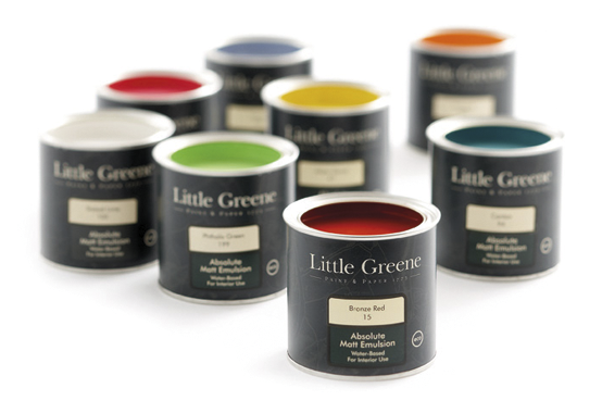 Colour workshop with Little Green Paint Co.